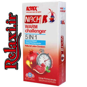 NACH-KODEX-WARM-CHALLENGER-5in1