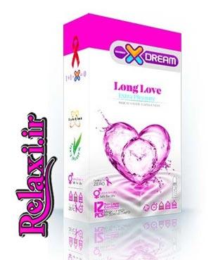کاندوم x-dream-long-love